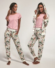 Dámské pyžamo Cornette - Amy 3-pack 355/174