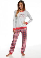 Dámské pyžamo Cornette - Winter 671/122