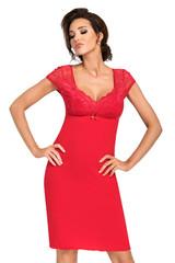 Dámská noční košilka Donna BRIGITTE red