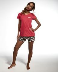 Dámské pyžamo Cornette - Emoticon 628/141