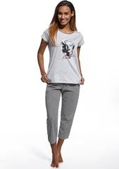 Dámské pyžamo Cornette - Beauty 672/67