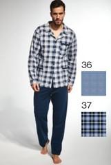 Pánské pyžamo Cornette 114/43 propínací