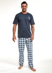 Pánské pyžamo Cornette dlouhé - 134/143