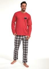 Pánské pyžamo Cornette dlouhé - 124/139