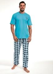 Pánské pyžamo Cornette dlouhé - 134/145