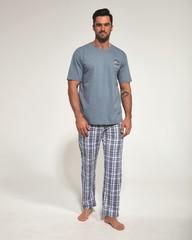 Pánské pyžamo Cornette dlouhé - 134/100