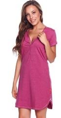 Dámská mateřská košile Drnap 9301 malinová