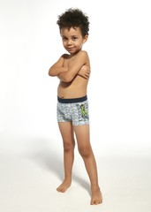 Chlapecké boxerky Cornette KIDS Dinosaurus 701/80