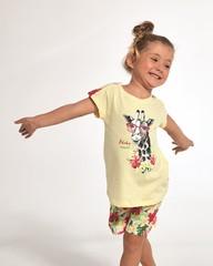 Dívčí pyžamo Cornette KIDS Aloha - 245/65