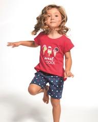 Dívčí pyžamo Cornette KIDS Cool - 787/80