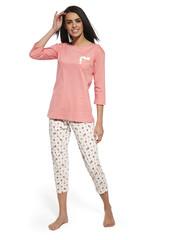 Dámské pyžamo Cornette - Casual 602/132