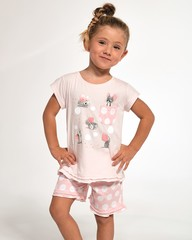 Dívčí pyžamo Cornette KIDS Mouse - 359/70