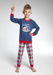 Chlapecké pyžamo Cornette KIDS Ambulance - 593/76