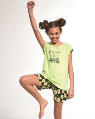 Dívčí pyžamo Cornette KIDS Avocado - 787/77