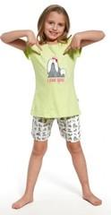 Dívčí pyžamo Cornette KIDS I see you - 787/57