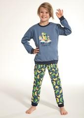 Chlapecké pyžamo Cornette KIDS Pepperoni - 593/91