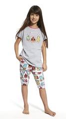 Dívčí pyžamo Cornette KIDS Hellou Summer - 080/59