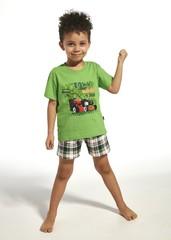 Chlapecké pyžamo Cornette KIDS Lawn Mower - 789/67