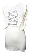 Dívčí noční košilka KIDS 549 Sheep