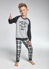Chlapecké pyžamo Cornette KIDS New York - 178/86
