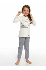 Dívčí pyžamo Cornette KIDS Shopping - 780/64