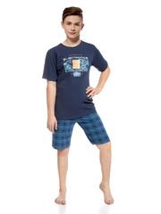 Chlapecké pyžamo Cornette F&Y Electrics - 551/22