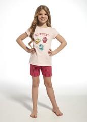 Dívčí pyžamo Cornette KIDS Sweet - 253/63