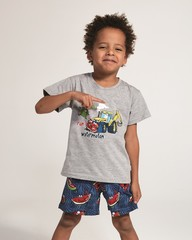 Chlapecké pyžamo Cornette KIDS Watermelon - 789/78