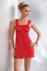 Dámská noční košilka Donna KINGA red