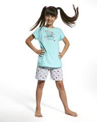 Dívčí pyžamo Cornette KIDS Blogger Girl - 787/56