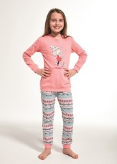 Dívčí pyžamo Cornette KIDS Walk - 594/107