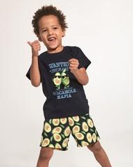 Chlapecké pyžamo Cornette KIDS Avocado 2 - 789/84