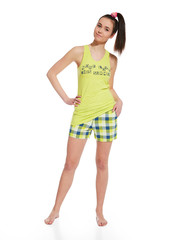 Dívčí pyžamo Cornette F&Y - 292/23