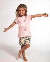 Dívčí pyžamo Cornette KIDS Butterfly - 361/76