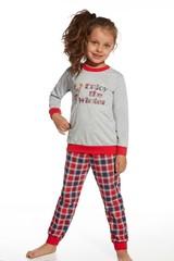 Dívčí pyžamo Cornette KIDS Winter - 594/69