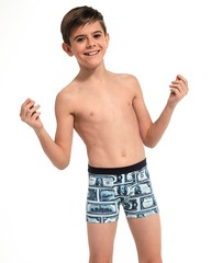 Chlapecké boxerky Cornette YOUNG DOLLARS 700/94