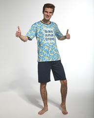 Chlapecké pyžamo Cornette F&Y Banana - 146/29