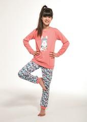 Dívčí pyžamo Cornette KIDS Lama - 353/115