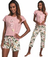 Dámské pyžamo Cornette - Come true 3-pack 665/172