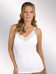 Dámská spodní košilka Eldar Julilta - bílá