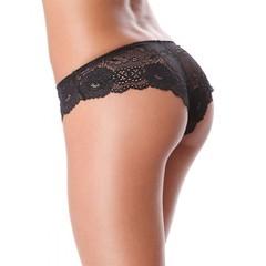 Dámské kalhotky Leilieve 997 nero - černá