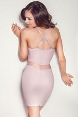 Dámské Body Mitex Grace pink