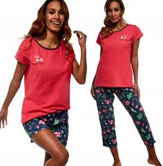 Dámské pyžamo Cornette - So beauty 3-pack 665/149