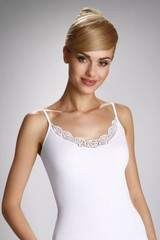 Dámská spodní košilka Eldar Olimpia - bílá