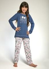 Dívčí pyžamo Cornette 103/89 GOOD MORNING