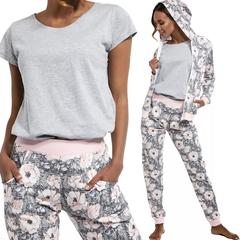 Dámské pyžamo Cornette - Megan 3-pack 355/216