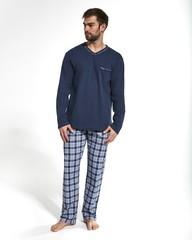 Pánské pyžamo CORNETTE dlouhé 122/168