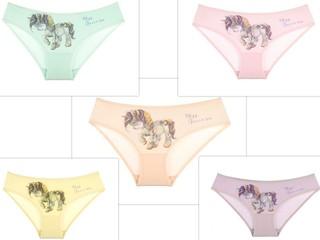 Dívčí kalhotky Donella 415015 5-PACK