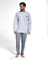 Pánské pyžamo CORNETTE dlouhé 124/164