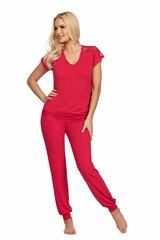 Dámské pyžamo Donna LENA wineberry